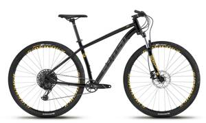 Bicykel Ghost Kato 8.9 black 2019