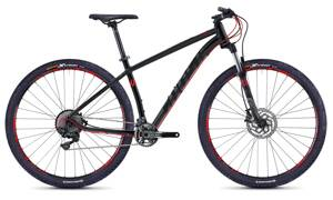 Bicykel Ghost Kato 9.9 black 2018