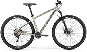Bicykel Merida Big Nine 500 titanium 2019