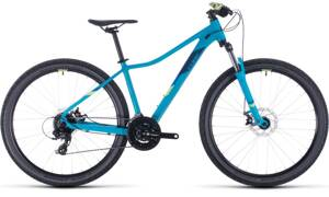 Bicykel Cube Acces WS blue 2020