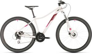 Bicykel Cube Acces WS EAZ white 2020