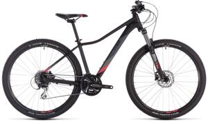 Bicykel Cube Access WS EXC black 2019