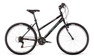 Bicykel Dema Ecco 1.0 Lady black 2018