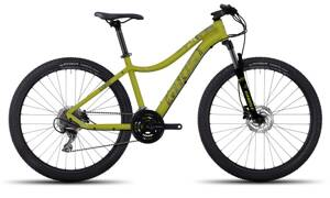 Bicykel Ghost Lanao 2 27,5 green 2017