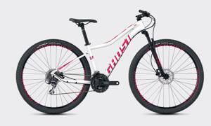 Bicykel Ghost Lanao 2.9 white 2019
