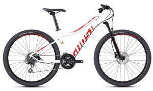 Bicykel Ghost Lanao 3.7 white 2018