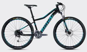 Bicykel Ghost Lanao 5.7 black 2019
