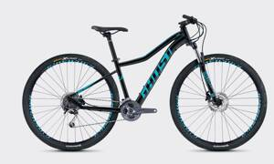 Bicykel Ghost Lanao 5.9 black 2019